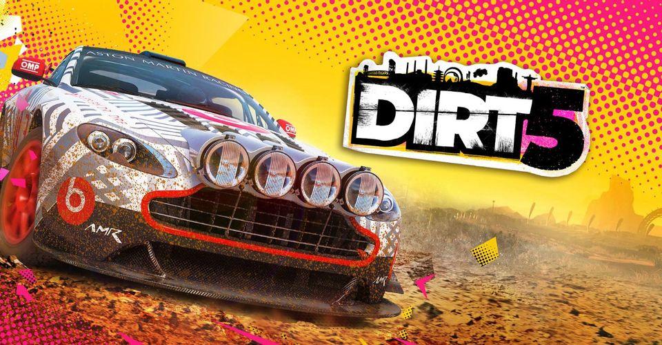 Видео Dirt 5 подробно раскрывает игровой процесс