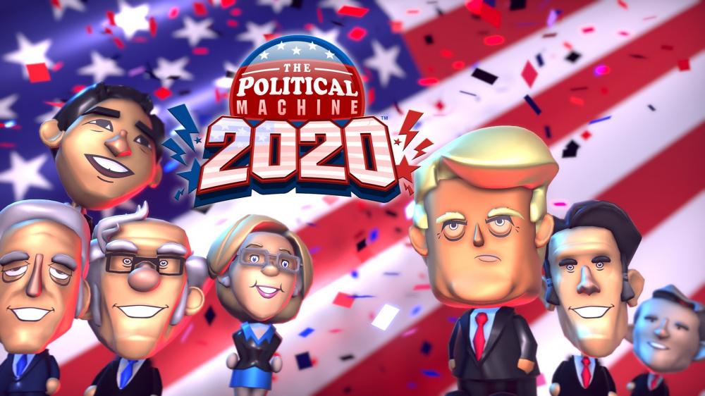 Политическая машина возвращается к парам для очередных выборов в США