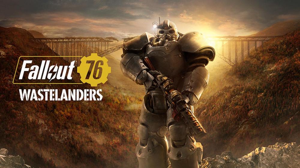 Fallout 76 wastelanders launch trailer показывает новых NPC