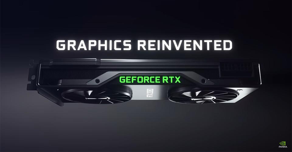 NVIDIA 12 января анонсирует презентацию последних новинок в сфере графики