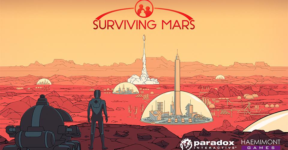 Epic Games запускают раздачу игры про колонизацию Марса