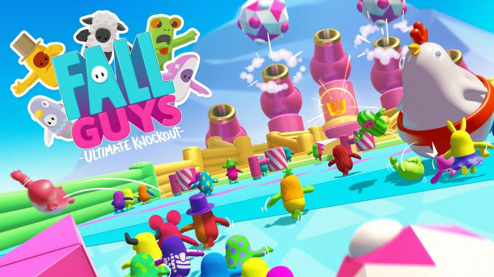 Fall Guys выйдет на Xbox или Nintendo Switch