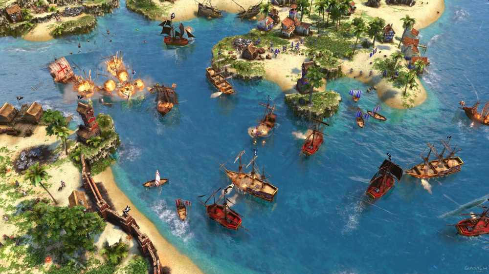 Age of Empires 3 Definitive Edition выходит в октябре