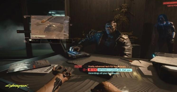 Диалоги в Cyberpunk 2077 будут чрезвычайно захватывающими