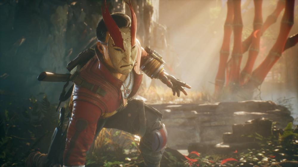 В сети появился трейлер геймплея Shadow Warrior 3