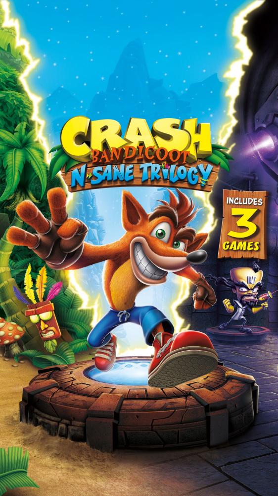 Следующая игра Crash Bandicoot может быть только для мобильных телефонов