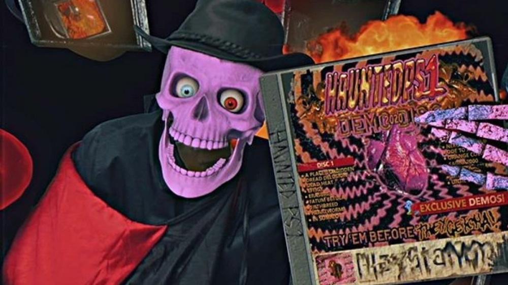Знаете что такое демонстрационный диск Haunted PS1