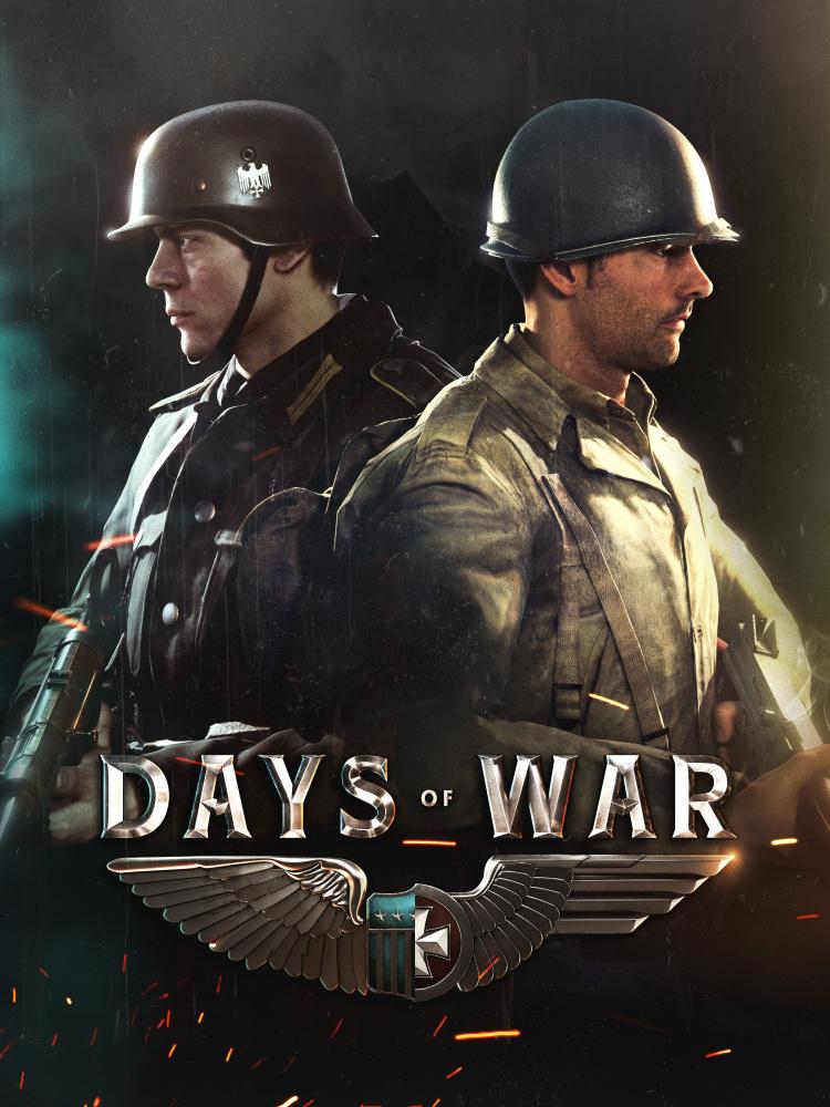 Days of War интенсивный шутер WW2 бесплатно доступен в Steam в выходные дни