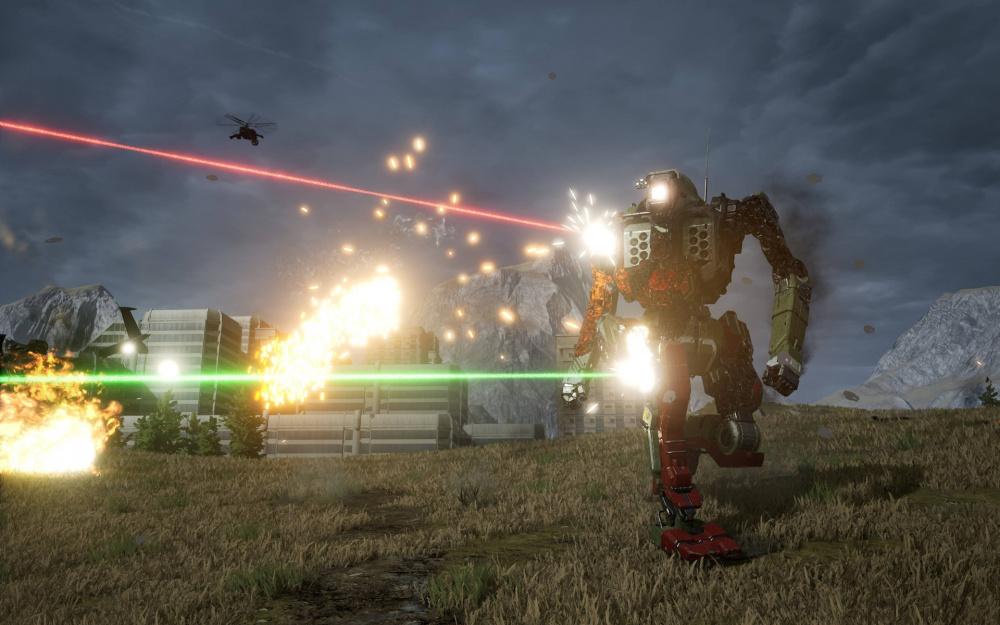 Дополнение MechWarrior 5 задерживается но будет расширено
