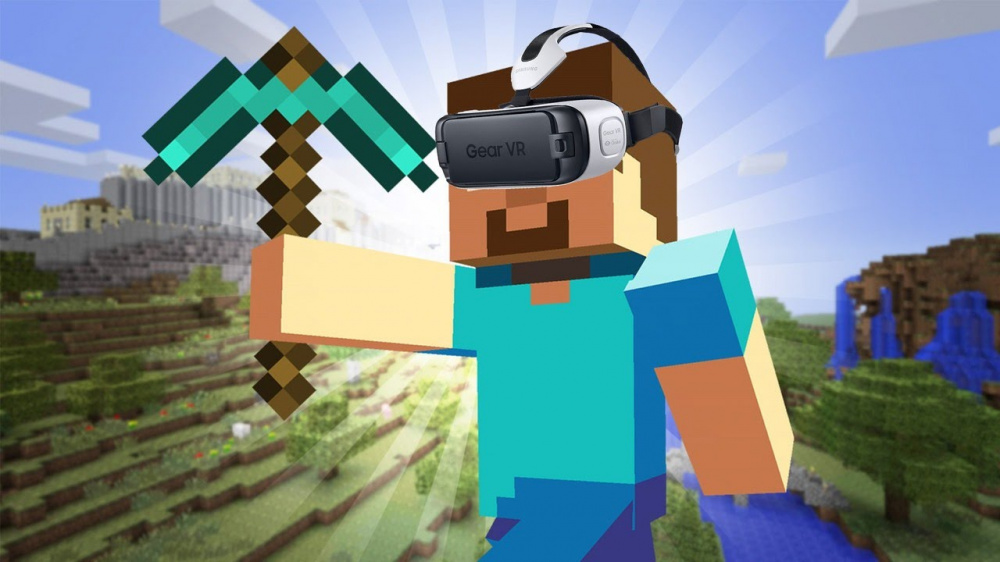 Minecraft официально запускается для PlayStation VR