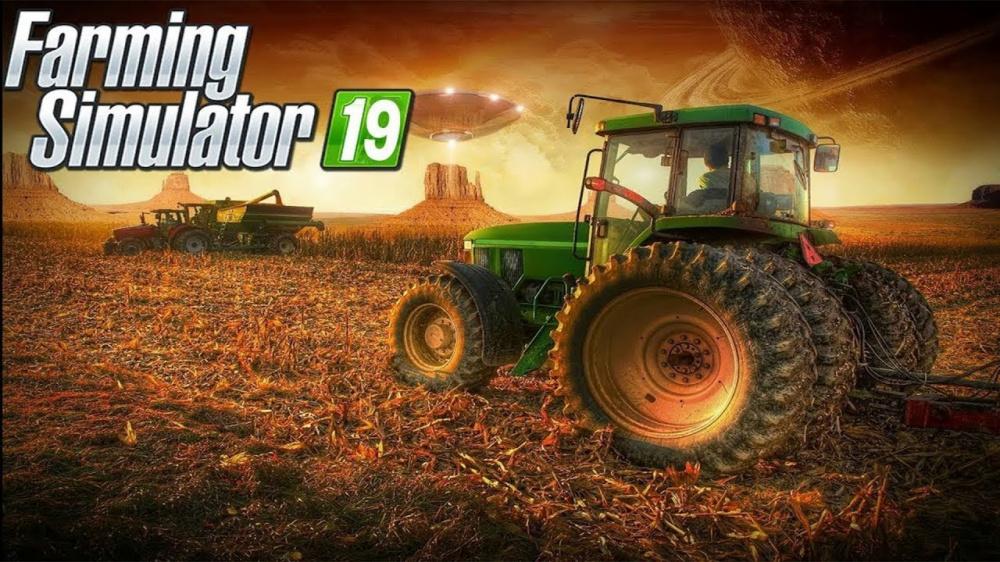 Бесплатная игра для ПК на этой неделе Farming Simulator 19