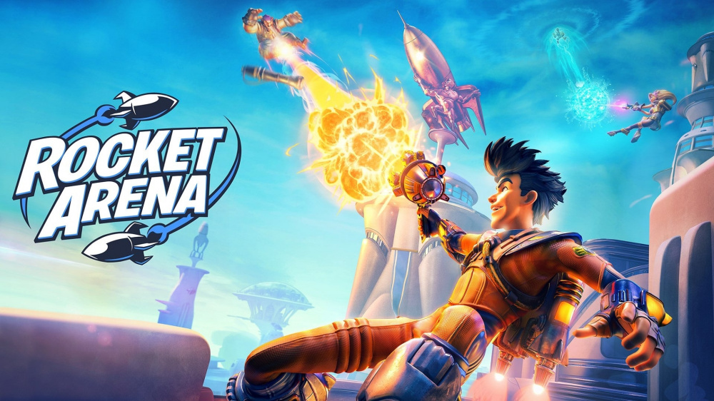 Бесплатные выходные в Rocket Arena теперь доступны на PC и Xbox One