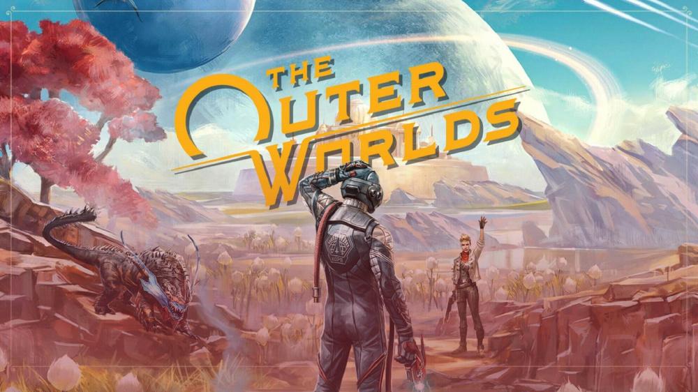 Новый DLC Outer Worlds  это самая большая планета игры