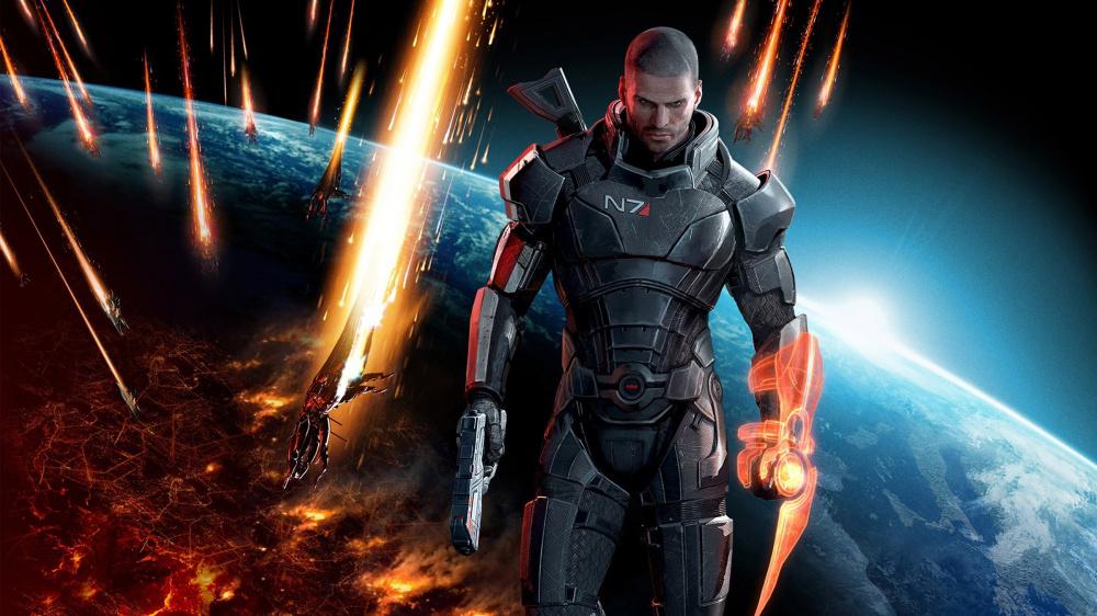 4 лучших игры которые безумно похожи на Mass Effect