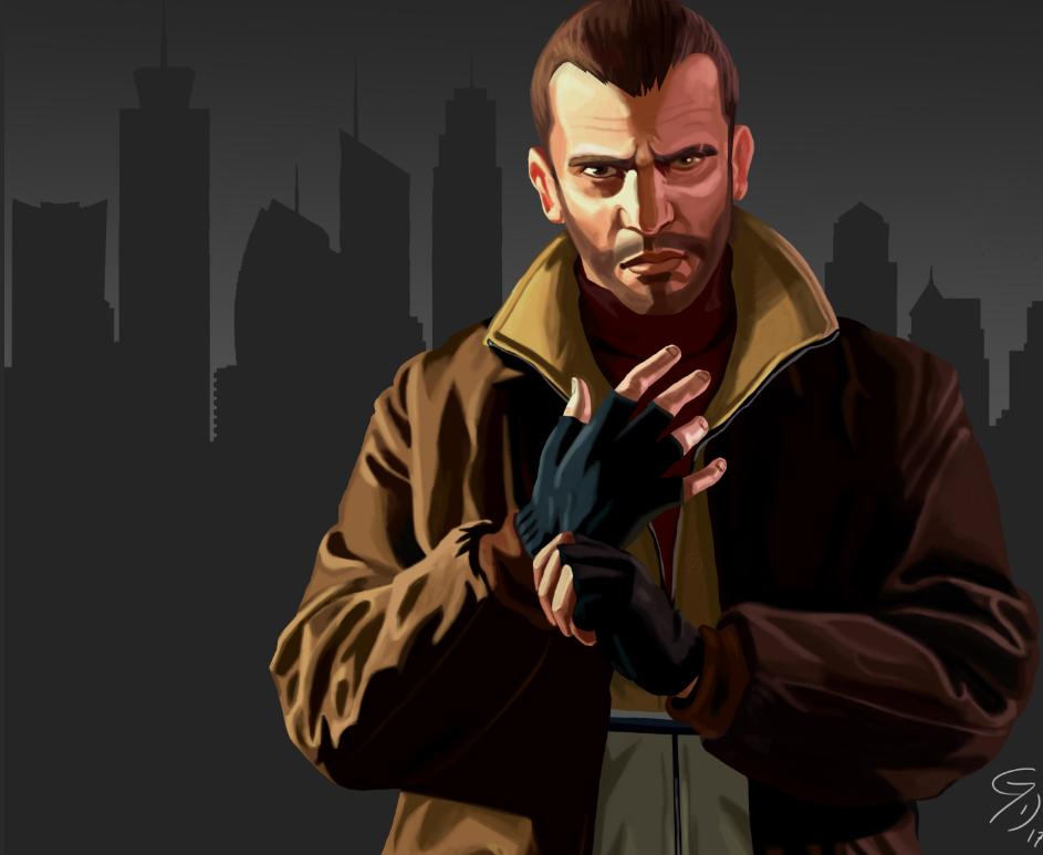 GTA 4 возвращается в Steam