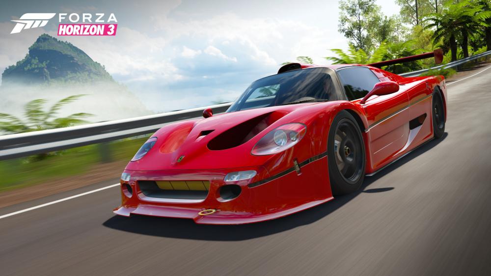 Forza Horizon 3 пропадт с прилавков после 27 сентября