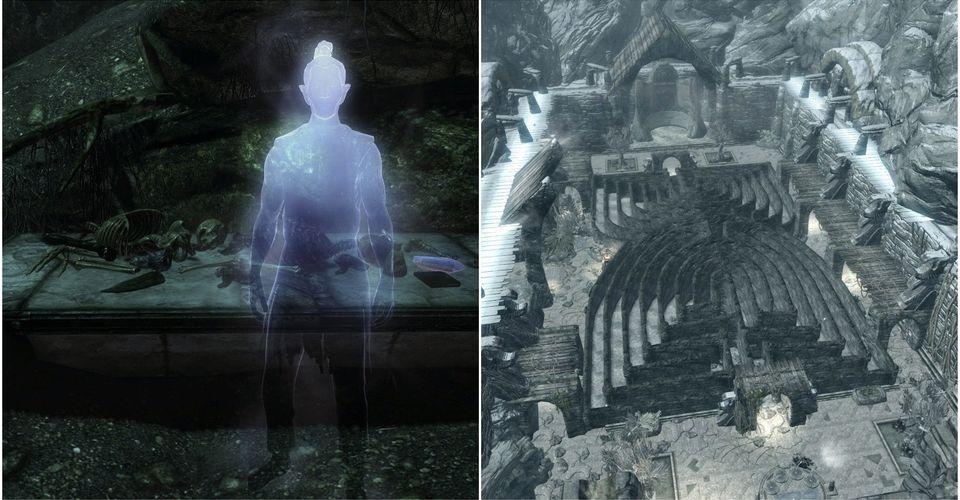 Skyrim 5 лучших подземелий о которых знают не все