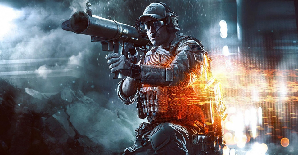 В сети появились аудио фрагменты трейлера 6 части Battlefield
