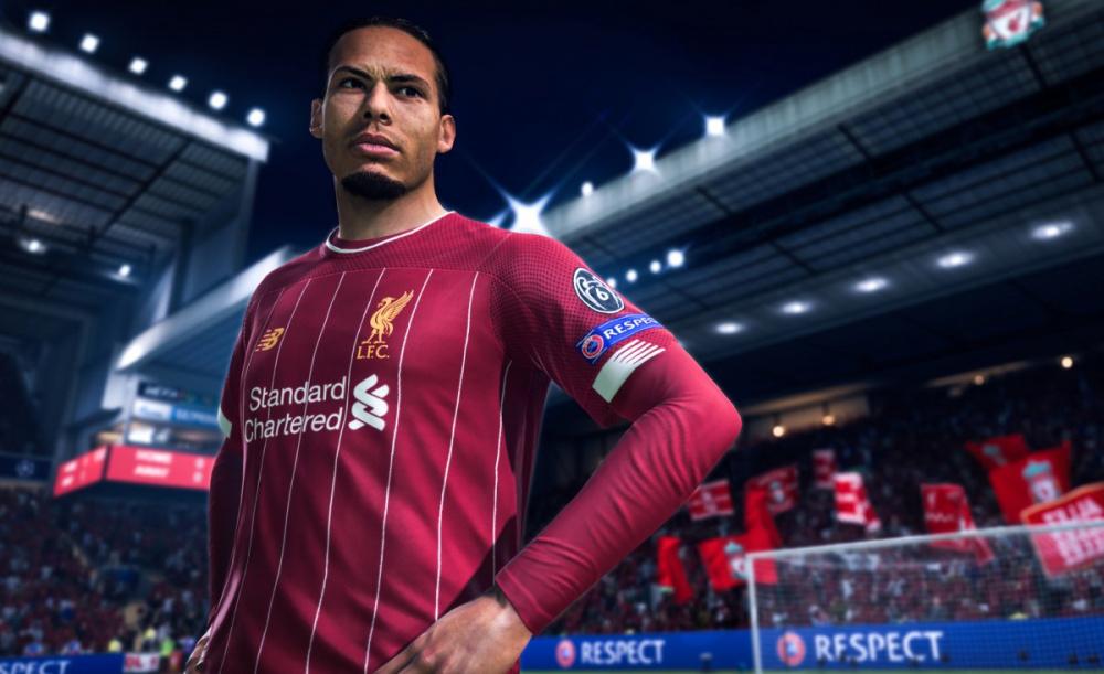 На фоне пандемии COVID19 английская Премьерлига переходит в FIFA 20
