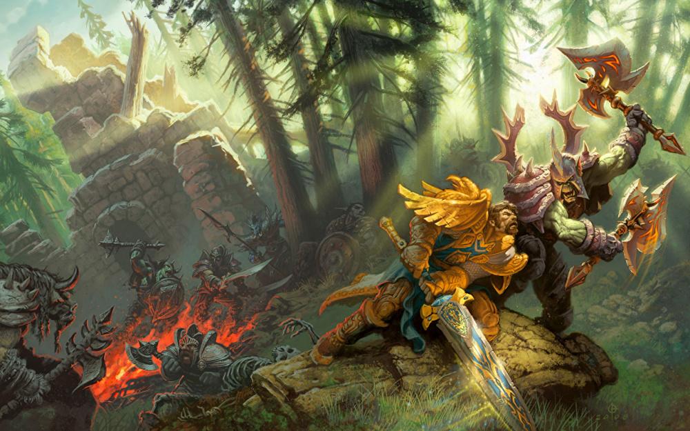 World of Warcraft меняет свой экран создания персонажей впервые за десять лет и я ненавижу его
