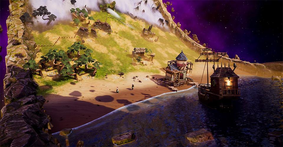 Управляйте поселением игральными кубиками в Dice Legacy