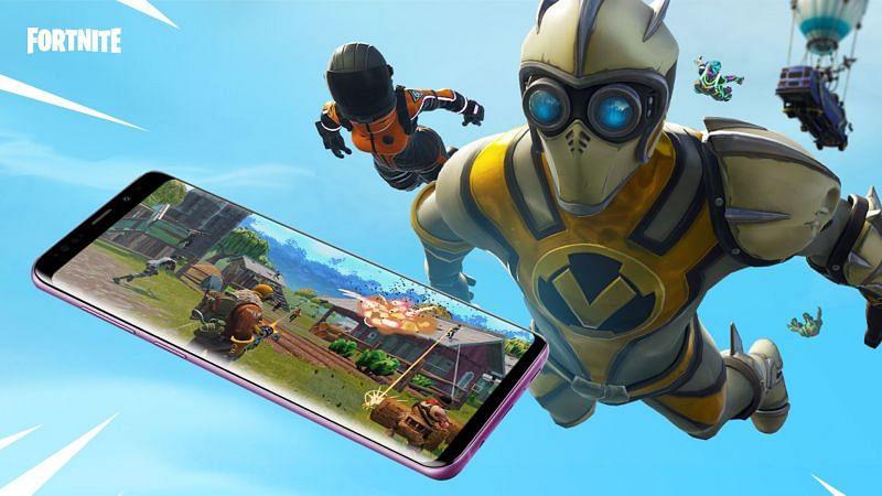 4 игры похожие на Fortnite в Google Play и App Store