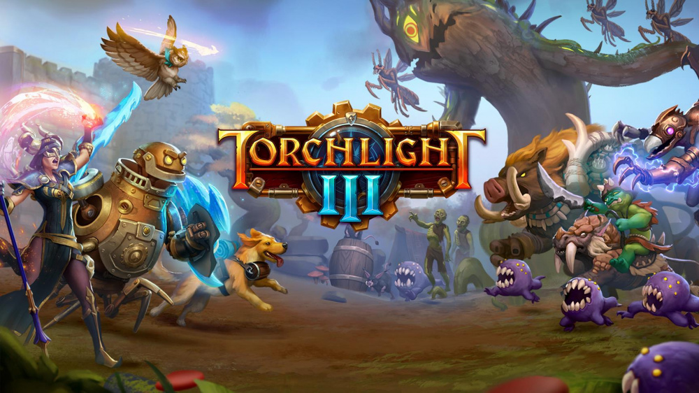 Torchlight III Новое обновление Relic Subsclass