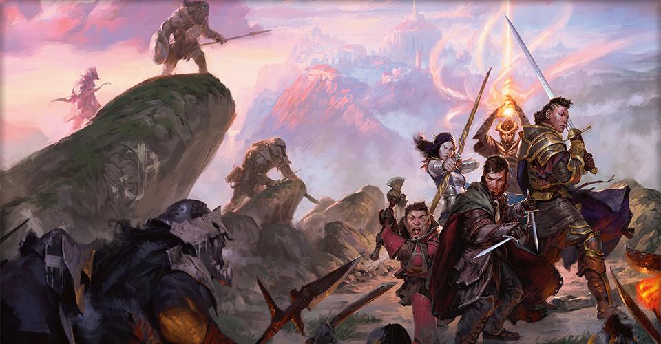 Авторы CSGO трудятся над игрой во вселенной Dungeons  Dragons