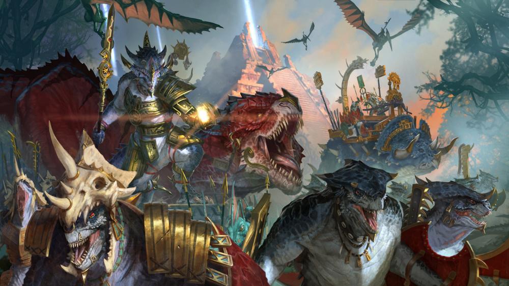 Total War Warhammer 2 будет бесплатным в выходные дни
