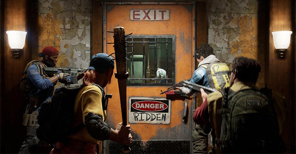 В Back 4 Blood создатель комнаты получит возможность разделить приобретенные DLC с командой