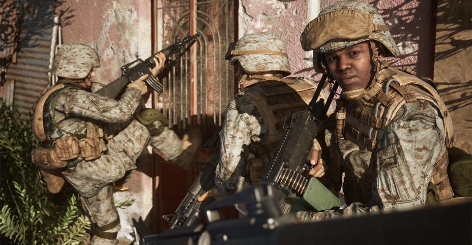 Геймплей Six Days in Fallujah будет иллюстрирован документальными кадрами