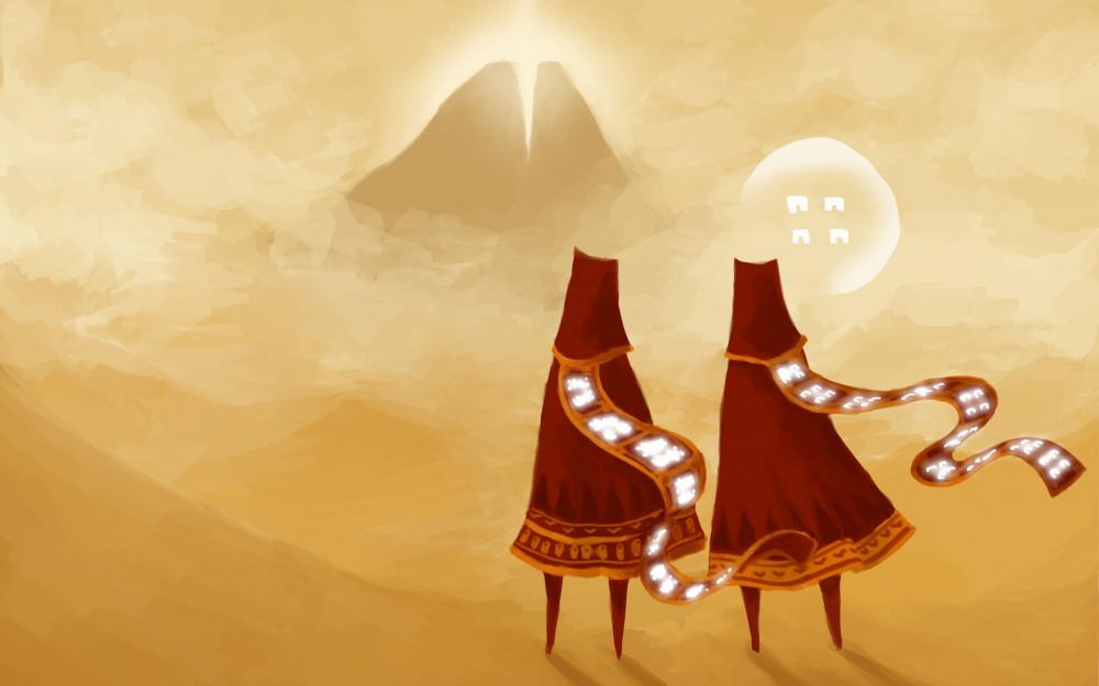 Journey попадает в Steam в июне после года эксклюзивности Epic Games Store