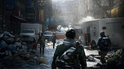 Успей на бесплатную раздачу Tom Clancy's The Division😲